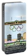 Tower Bridge Art Portable Battery Charger