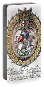 William The Conqueror Portable Battery Charger