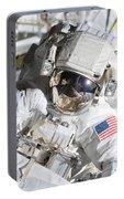 Astronaut Participates Portable Battery Charger