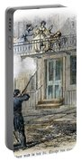 Civil War: Draft Riots Portable Battery Charger