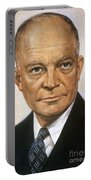 Dwight D. Eisenhower Portable Battery Charger