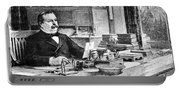 Grover Cleveland Portable Battery Charger