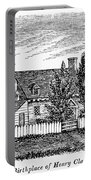 Henry Clay (1777-1852) Portable Battery Charger
