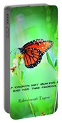 14- The Butterfly Portable Battery Charger