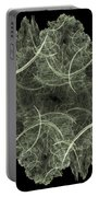 Fractal Image Portable Battery Charger