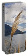 Lake Maggiore Portable Battery Charger
