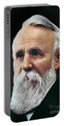 Rutherford B. Hayes Portable Battery Charger