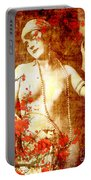 Winsome Women Portable Battery Charger