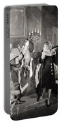Silent Film Still Portable Battery Charger