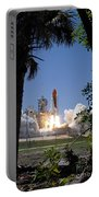 Sts-121 Launch Portable Battery Charger