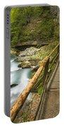The Soteska Vintgar Gorge Portable Battery Charger