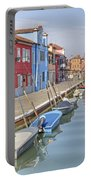 Burano Portable Battery Charger by Joana Kruse