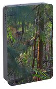 17- Welcome To The Jungle Portable Battery Charger