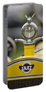 1914 Stutz Series E Bearcat Hood Ornament Portable Battery Charger