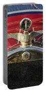 1915 Brewster-knight Model 41 Landaulet Hood Ornament 2 Portable Battery Charger
