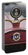 1916 Stutz Series B Bearcat Hood Ornament Portable Battery Charger