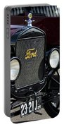 1925 Ford Model T Coupe Grille Portable Battery Charger