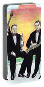 1927 New Yorkers Jazz Band Portable Battery Charger