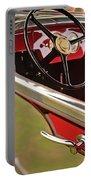 1929 Graham-paige Model 837 Lebaron Sport Phaeton Steering Wheel Portable Battery Charger
