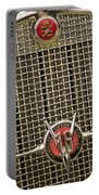 1930 Cadillac 452 Fleetwood Grille Emblem Portable Battery Charger