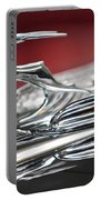 1931 Chrysler Cg Imperial Roadster Hood Ornament Portable Battery Charger