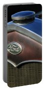 1931 Ford Grille Emblem Portable Battery Charger