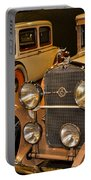 1931 La Salle Series 345r And 1929 Packard Roadster Portable Battery Charger