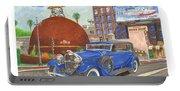 1931 Lincoln K Dietrich Phaeton Portable Battery Charger
