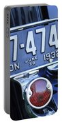 1932 Ford Model 18 Roadster Hotrod Taillight Portable Battery Charger