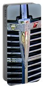 1933 Chevrolet Grille Emblem Portable Battery Charger