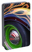 1933 Ford Wheel Portable Battery Charger