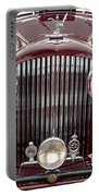 1934 Bentley 3.5-litre Drophead Coupe Grille Portable Battery Charger