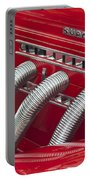 1935 Auburn Side Pipes Portable Battery Charger