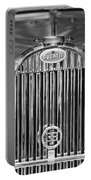 1935 Bugatti Type 57 Roadster Grille 2 Portable Battery Charger