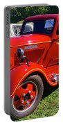 1935 Dodge Firetruck Portable Battery Charger