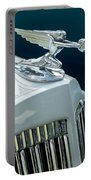 1935 Packard Sedan Hood Ornament Portable Battery Charger