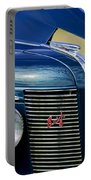 1937 Buick Hood Ornament Portable Battery Charger