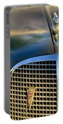 1937 Cadillac Hood Ornament And Grille Portable Battery Charger