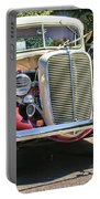 1937 Ford Portable Battery Charger