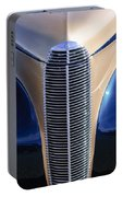 1940 Cadillac Lasalle Convertible Grille Portable Battery Charger