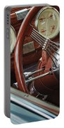 1940 Chevrolet Steering Wheel Portable Battery Charger