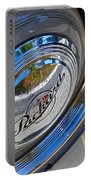 1940 Packard Hubcap Portable Battery Charger