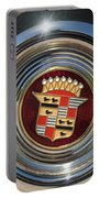 1947 Cadillac Emblem 2 Portable Battery Charger