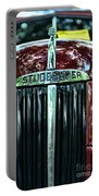 1947 Studebaker Grill Portable Battery Charger