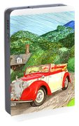 1948 Alvis English Countryside Portable Battery Charger