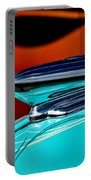 1948 Chevy Hood Ornament Portable Battery Charger