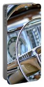 1948 Dodge Steering Wheel Portable Battery Charger