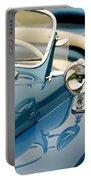1948 Lloyd Templeton Mercury Saturn Bob Hope Roadster Portable Battery Charger