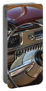 1949 Cadillac Sedanette Steering Wheel Portable Battery Charger