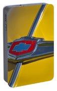 1949 Chevrolet Sedan Hood Emblem Portable Battery Charger